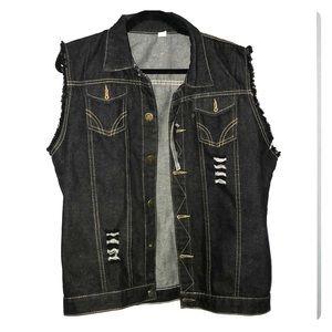 Other - Denim Jean vest